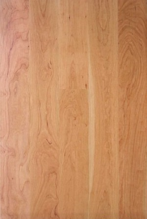 Unfinished Solid Cherry Flooring