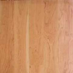 Unfinished Engineered Cherry Flooring