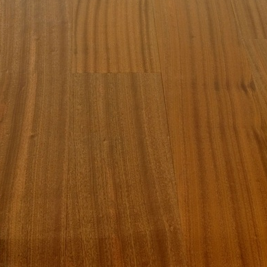 Unfinished Engineered Sapele Flooring