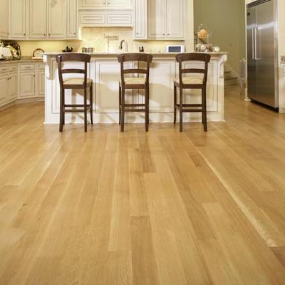 Unfinished Engineered White Oak Flooring