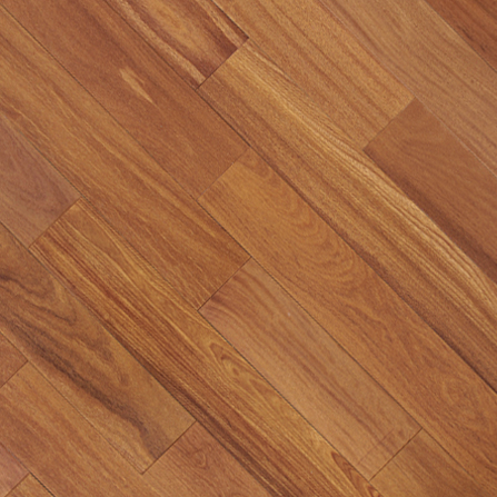 Unfinished Engineered Brazilian Teak Flooring