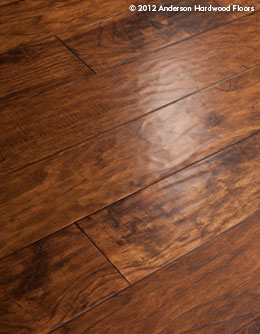 Anderson Urban Pioneer Handscraped Engineered Wood