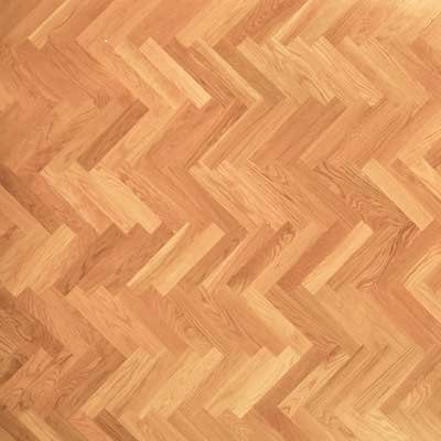Unfinished Engineered Herringbone Flooring