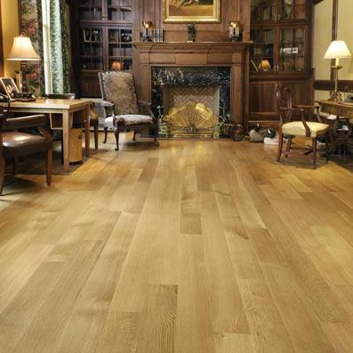 Unfinished Engineered Flooring