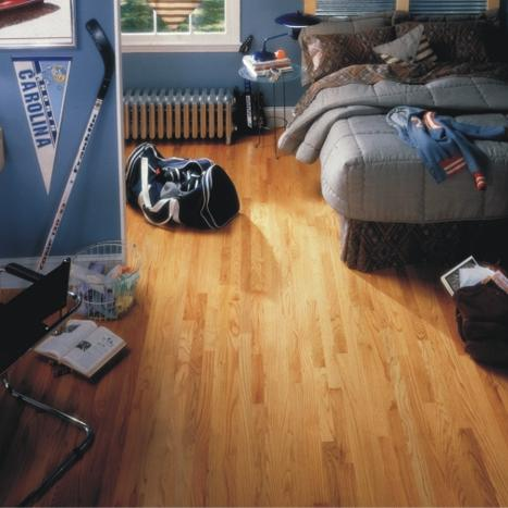All About Hardwood Flooring Oak